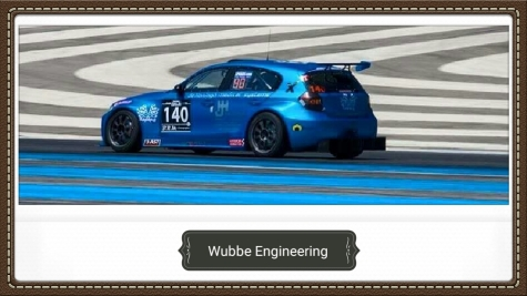 Wubbe Engineering Website