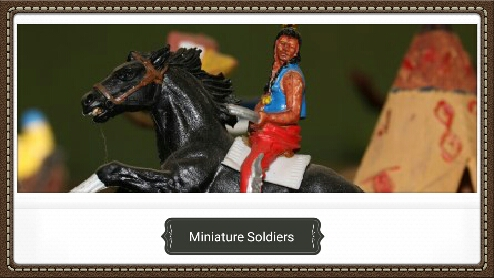 Miniature Soldier Website