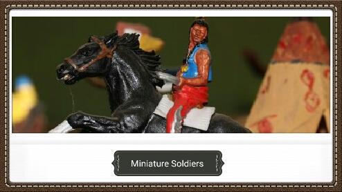 Miniature Soldier Website