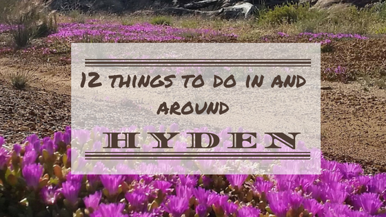12 things to do Hyden